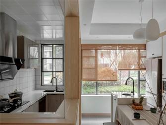 经济型110平米田园风格厨房装修案例
