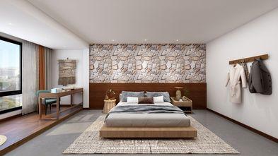 富裕型140平米别墅田园风格卧室设计图