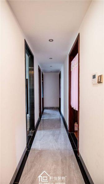 豪华型140平米四室两厅中式风格走廊设计图