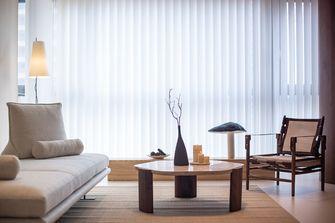富裕型120平米三室两厅日式风格客厅图片大全