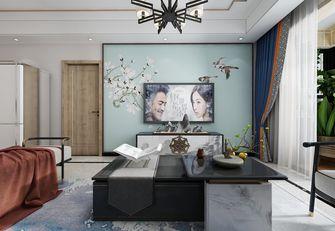 10-15万110平米三室两厅新古典风格客厅效果图