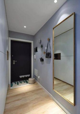 富裕型120平米三室两厅北欧风格玄关装修效果图