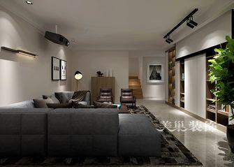 豪华型140平米复式北欧风格影音室装修案例