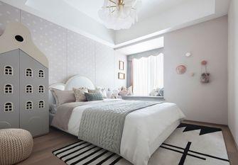 20万以上130平米三室两厅北欧风格青少年房欣赏图