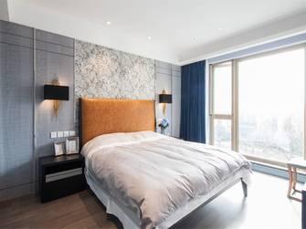 10-15万120平米三室一厅地中海风格卧室装修案例