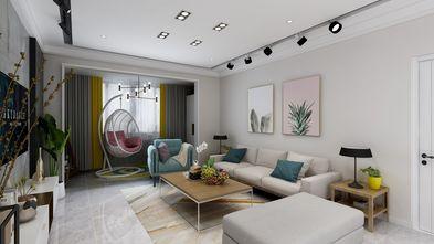 15-20万120平米四室两厅北欧风格客厅装修案例