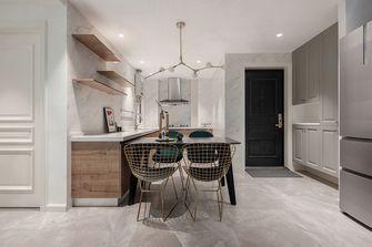 10-15万120平米三室两厅法式风格厨房设计图