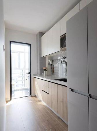 10-15万120平米三室两厅北欧风格厨房图片