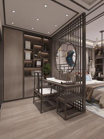 三室两厅中式风格卧室欣赏图