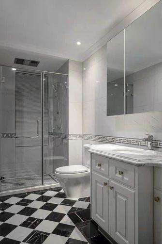 20万以上140平米四室两厅欧式风格卫生间图片