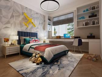 20万以上140平米四室两厅现代简约风格青少年房装修效果图