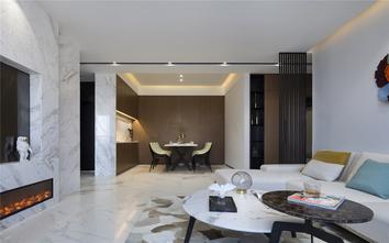 15-20万120平米三室两厅现代简约风格餐厅图
