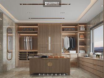豪华型140平米别墅中式风格衣帽间图