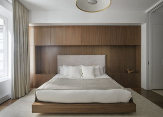 工业风风格卧室设计图