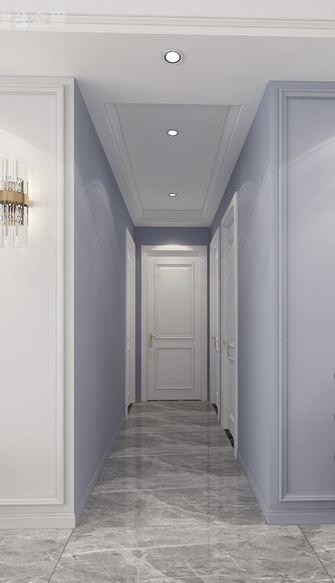 3万以下120平米三室两厅混搭风格走廊装修图片大全