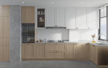 豪华型50平米公寓日式风格厨房装修效果图