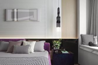 110平米三现代简约风格卧室装修效果图
