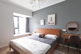 经济型90平米三室两厅美式风格卧室装修图片大全