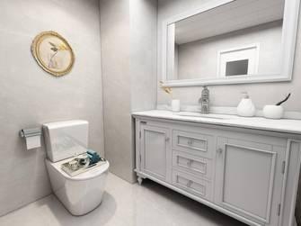 140平米欧式风格卫生间设计图