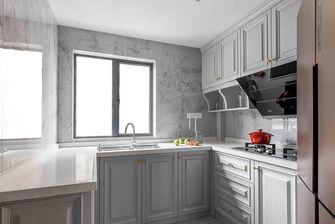 富裕型120平米欧式风格厨房图