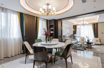 20万以上140平米别墅中式风格餐厅图片大全