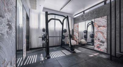 130平米三欧式风格健身房效果图