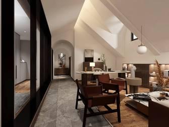 20万以上140平米别墅轻奢风格阁楼装修案例