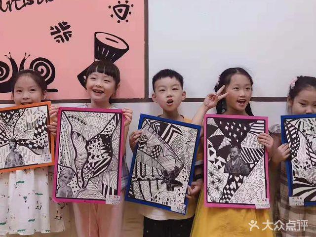 创意娃娃少儿艺术(京华城校区)