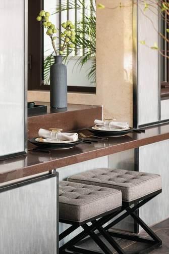 140平米别墅轻奢风格梳妆台装修案例