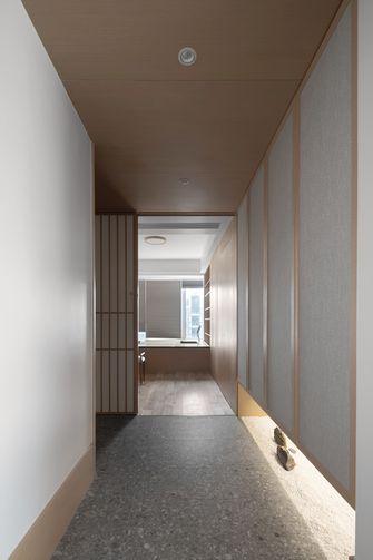 富裕型140平米四室两厅日式风格书房装修图片大全