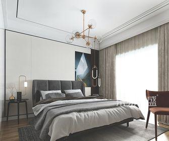 20万以上140平米三室两厅现代简约风格卧室图片大全
