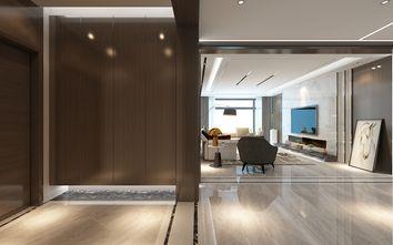 130平米三港式风格客厅效果图