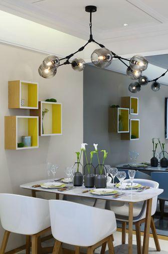 富裕型120平米四混搭风格餐厅设计图