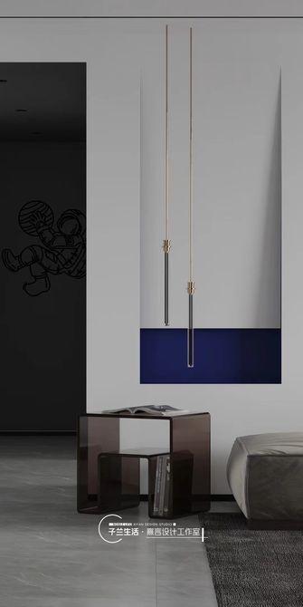 豪华型140平米三现代简约风格走廊设计图