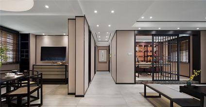 120平米三新古典风格客厅图片大全