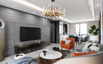 经济型美式风格客厅图片