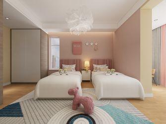 3万以下140平米四室两厅现代简约风格卧室装修图片大全