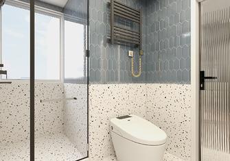 经济型50平米小户型日式风格卫生间设计图