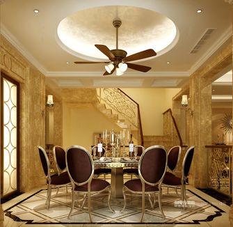 20万以上140平米三欧式风格客厅装修图片大全