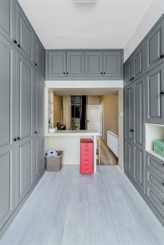 富裕型110平米复式混搭风格储藏室图片大全