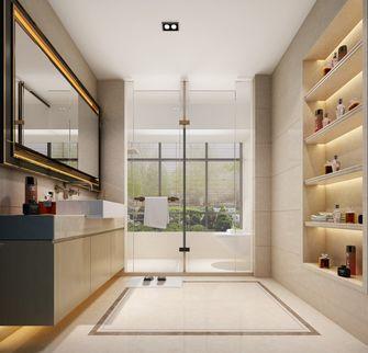 豪华型140平米四室两厅法式风格卫生间图片