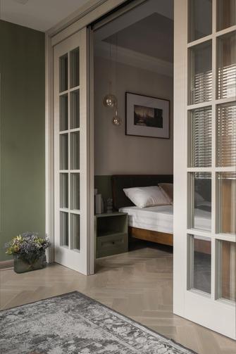 70平米法式风格卧室效果图