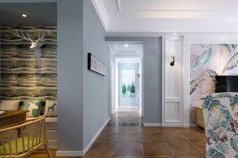 10-15万100平米三室两厅美式风格玄关装修案例