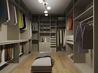 豪华型140平米别墅中式风格衣帽间装修图片大全