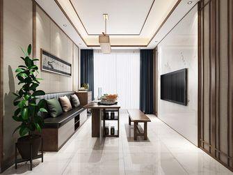 140平米混搭风格客厅图片大全