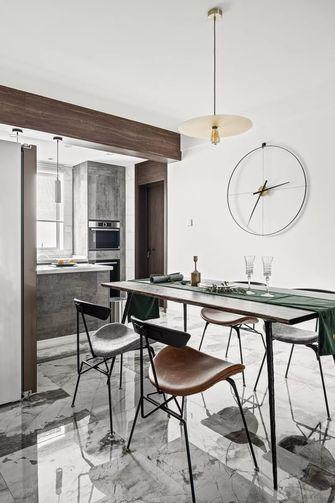 15-20万140平米四室一厅混搭风格餐厅图片