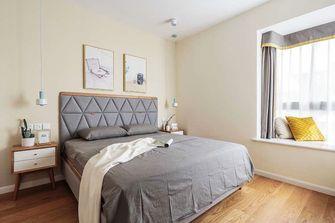 经济型90平米三日式风格卧室装修图片大全