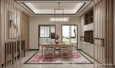 豪华型120平米三中式风格餐厅装修效果图