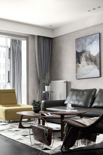 10-15万80平米现代简约风格客厅装修效果图