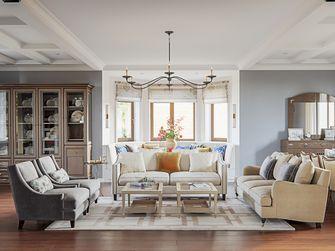 10-15万120平米三欧式风格客厅装修图片大全